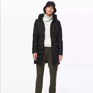 Lululemon Brave The Cold Down Puffer Jacket Black